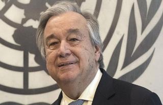 Guterres'ten 'feminist' itirafı