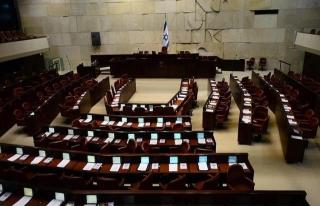 Yahudi ulus devlet yasa tasarısı İsrail meclisine...