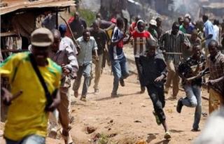 Nijerya'nın orta kesimi karıştı: 25 ölü