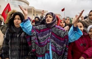 Fas hükümeti Jerada'daki gösterileri yasakladı