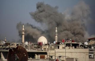 'Suriye savaşının ardında İsrail var'