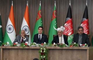TAPI projesini binlerce Afgan asker koruyacak