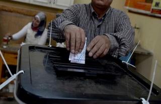 Mısır'da 'göstermelik' cumhurbaşkanlığı seçimi...