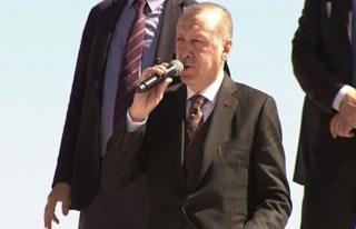 Erdoğan: Her an müjde verebiliriz