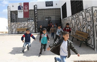 Afrin'deki çocuklar için eğitim seferberliği