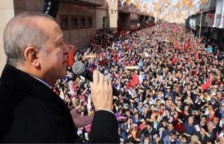Erdoğan: Trump ve Putin'e dedik ki, biz buralardan...