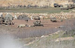 İsrail'in Suriye'deki saldırıları yeniden başladı