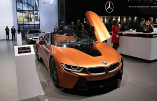 118'inci New York Uluslararası Otomobil Fuarı başlıyor