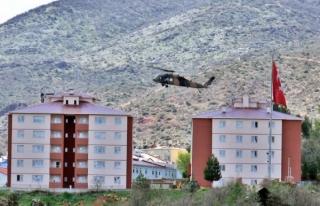 Orgeneral Akar Tunceli'deki birlikleri denetledi