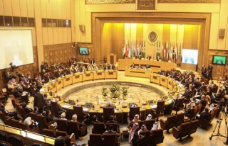 Arap Birliği Filistin için temsilciler düzeyinde...