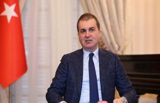 Bakan Çelik'ten AB'ye 'YPG' resti