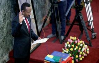 Etiyopya'nın yeni Başbakanı Ahmed, etnik çatışmalara...