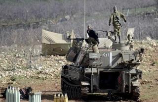 İşgalci İsrail'den Hamas'a tehdit