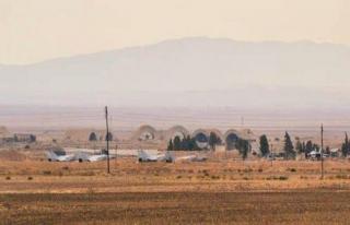 Suriye havaalanı saldırısını İsrail'in yaptığı...