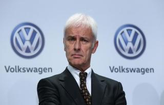 VW CEO'sunun görevden alındığı iddiası