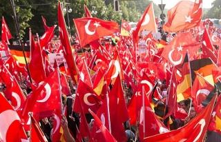 Almanya'daki Türklerin sayısı azaldı