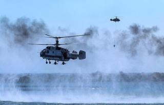 Rusya'da üç günde ikinci helikopter kazası: 2...