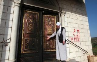 Yahudi işgalciler, Şeyh Seade Camisi'ni ateşe verdi