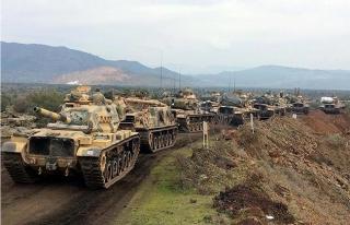 TSK: Zeytin Dalı Harekatı'nda 4157 terörist etkisiz...