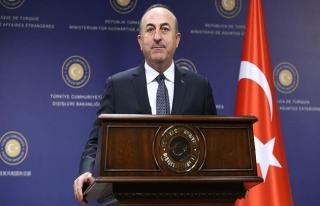 Çavuşoğlu: Yunan bakanın şımarıklığı iki...