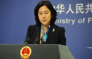Çin'den, Esed rejimine yönelik operasyon için 'Sorumsuz'...