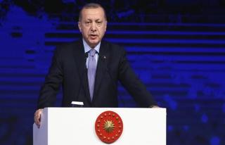 Cumhurbaşkanı Erdoğan´dan dünyaya 'yeni barış'...