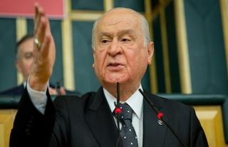MHP lideri Bahçeli'den erken seçim çağrısı