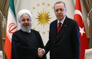 Erdoğan ile Ruhani, Trump'ın İran kararı için...