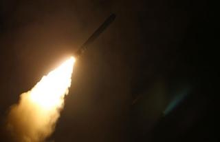 Esed rejiminden üslerine saldırı düzenlendiği...