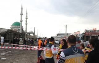 Iğdır Sanayi Sitesi'nde patlama: 3 ölü, 14 yaralı