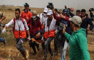 İngiltere'den Filistin'deki ölümlere tepki
