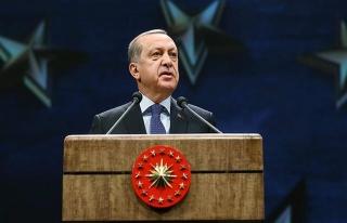Cumhurbaşkanı Erdoğan'dan 'yeni dönem' mesajı