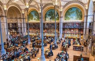Dünyanın en büyük 10 kütüphanesi   FOTO