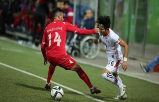 İsrail'in işgali Filistin sporunu da etkiledi