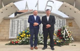Bosna'nın Ahmići Köyü'nde 25 yıldır bitmeyen...