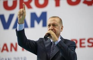 Erdoğan'dan Kılıçdaroğlu'na: Sen darbe karşıtı...