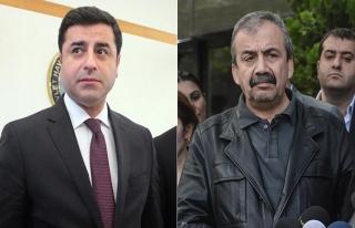 HDP'li Demirtaş ve Önder için hapis istemi
