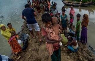 'Myanmar'da soykırım yapıldığı konusunda bir...
