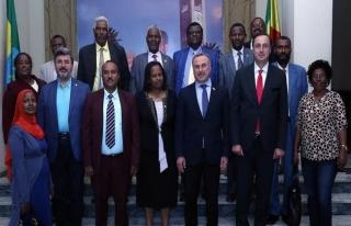 'Türk şirketler Etiyopya'da 30 bin kişiye istihdam...