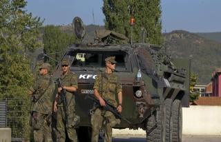 Kosova'nın işgali NATO'ya yapılmış sayılır