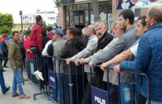 Kilis'te 3 bin 250 kişi işe alınacak