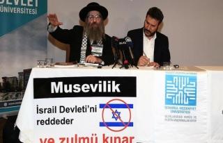 Yahudi Haham: Siyonist devlet yok olup gitsin