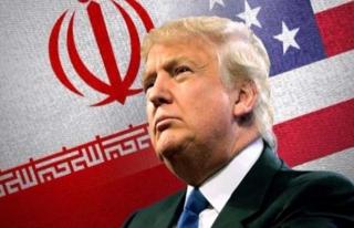 ABD İran'a yeni yaptırımları açıkladı... Gerilim...