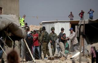 Avrupa Birliği'nden İsrail'e 'yıkım tepkisi'
