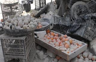 Somali'de pazar yerine canlı bomba saldırısı:...