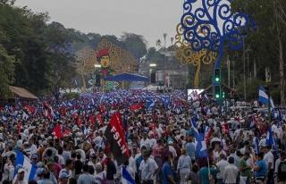 Nikaragua'da hükümet karşıtı gösteriler yayılıyor:...