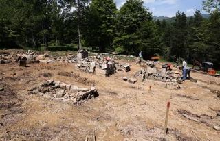 Bosna Hersek'in 'en eski Müslüman mezarlığı'...