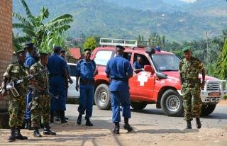 Referanduma hazırlanan Burundi'de terör saldırısında...