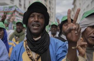 Fas'ta gözaltındaki aktivistlerin serbest bırakılması...