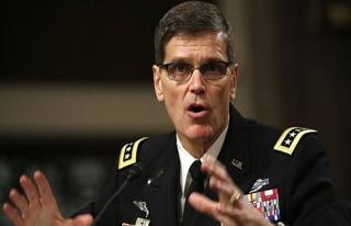 ABD'li General Votel Afganistan için Özbekistan'da